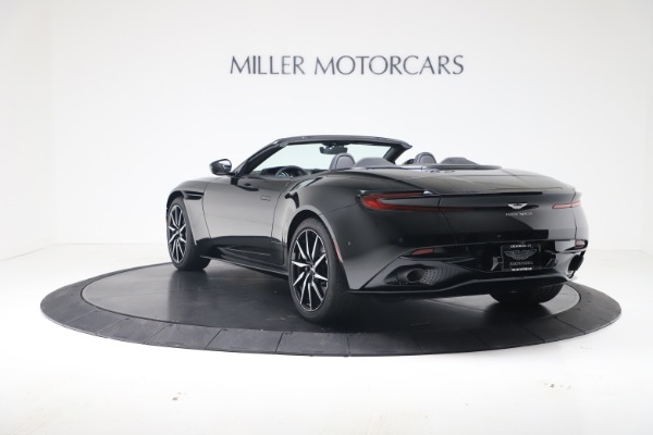 New 2020 Aston Martin DB11 Volante Convertible for sale Sold at Maserati of Westport in Westport CT 06880 10
