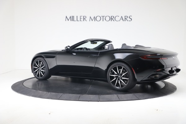 New 2020 Aston Martin DB11 Volante Convertible for sale Sold at Maserati of Westport in Westport CT 06880 11