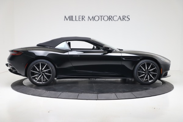 New 2020 Aston Martin DB11 Volante Convertible for sale Sold at Maserati of Westport in Westport CT 06880 17