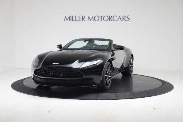 New 2020 Aston Martin DB11 Volante Convertible for sale Sold at Maserati of Westport in Westport CT 06880 2