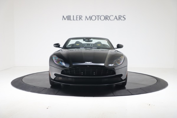 New 2020 Aston Martin DB11 Volante Convertible for sale Sold at Maserati of Westport in Westport CT 06880 3