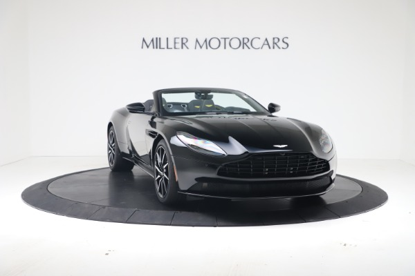 New 2020 Aston Martin DB11 Volante Convertible for sale Sold at Maserati of Westport in Westport CT 06880 4