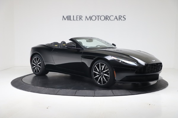 New 2020 Aston Martin DB11 Volante Convertible for sale Sold at Maserati of Westport in Westport CT 06880 5