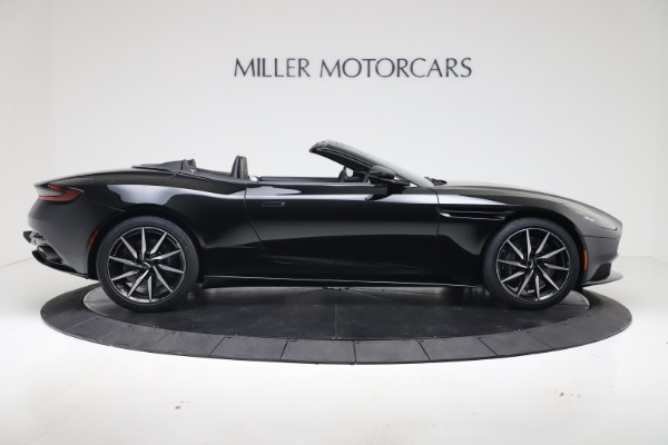 New 2020 Aston Martin DB11 Volante Convertible for sale Sold at Maserati of Westport in Westport CT 06880 6