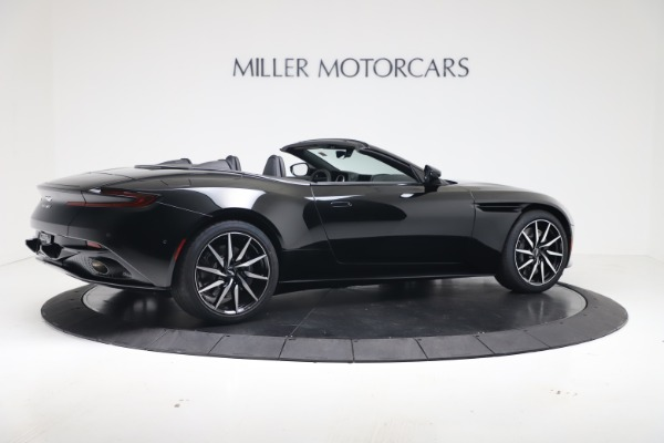 New 2020 Aston Martin DB11 Volante Convertible for sale Sold at Maserati of Westport in Westport CT 06880 7