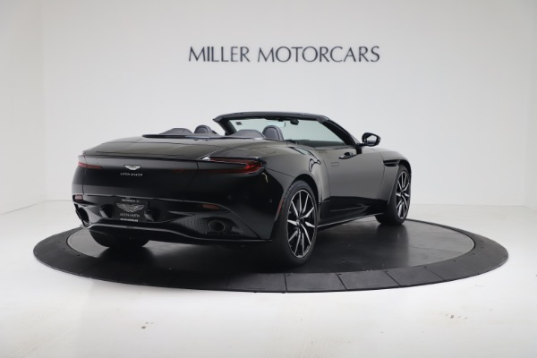 New 2020 Aston Martin DB11 Volante Convertible for sale Sold at Maserati of Westport in Westport CT 06880 8