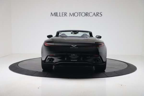 New 2020 Aston Martin DB11 Volante Convertible for sale Sold at Maserati of Westport in Westport CT 06880 9