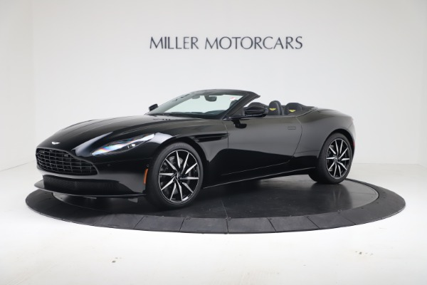 New 2020 Aston Martin DB11 Volante Convertible for sale Sold at Maserati of Westport in Westport CT 06880 1