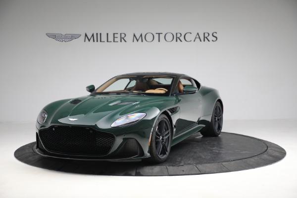 New 2020 Aston Martin DBS Superleggera Coupe for sale Sold at Maserati of Westport in Westport CT 06880 12
