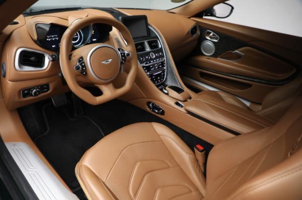 New 2020 Aston Martin DBS Superleggera Coupe for sale Sold at Maserati of Westport in Westport CT 06880 13