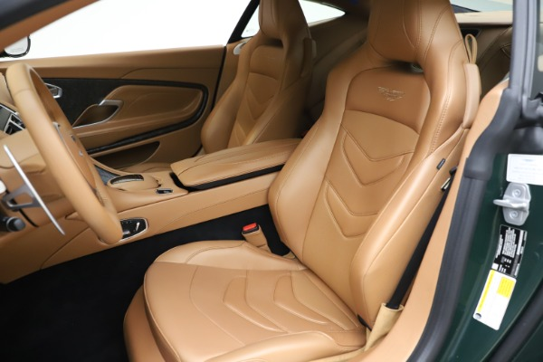 New 2020 Aston Martin DBS Superleggera Coupe for sale Sold at Maserati of Westport in Westport CT 06880 15