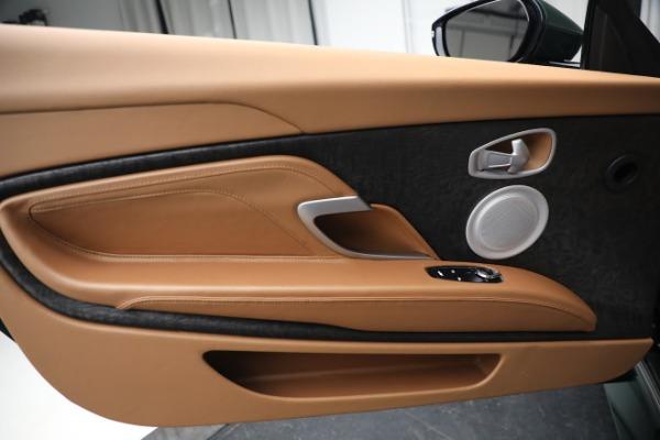 New 2020 Aston Martin DBS Superleggera Coupe for sale Sold at Maserati of Westport in Westport CT 06880 16