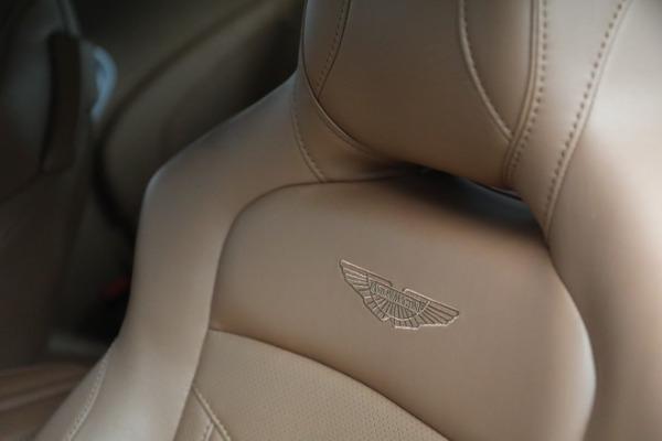 New 2020 Aston Martin DBS Superleggera Coupe for sale Sold at Maserati of Westport in Westport CT 06880 17