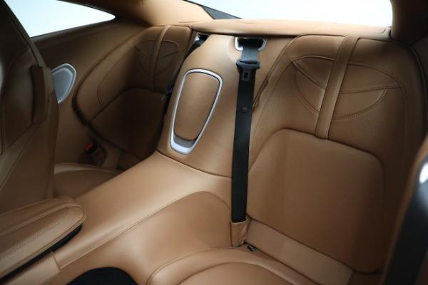 New 2020 Aston Martin DBS Superleggera Coupe for sale Sold at Maserati of Westport in Westport CT 06880 18
