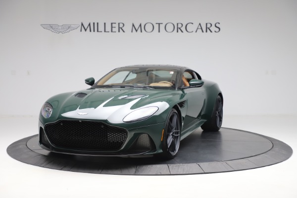 New 2020 Aston Martin DBS Superleggera Coupe for sale Sold at Maserati of Westport in Westport CT 06880 2