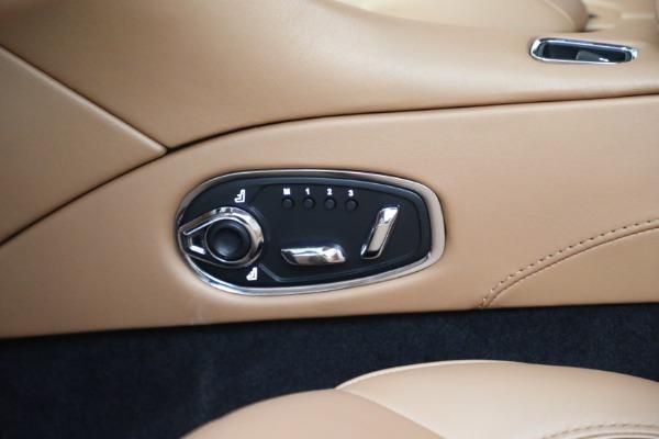 New 2020 Aston Martin DBS Superleggera Coupe for sale Sold at Maserati of Westport in Westport CT 06880 22