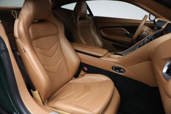 New 2020 Aston Martin DBS Superleggera Coupe for sale Sold at Maserati of Westport in Westport CT 06880 24