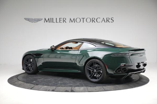 New 2020 Aston Martin DBS Superleggera Coupe for sale Sold at Maserati of Westport in Westport CT 06880 3