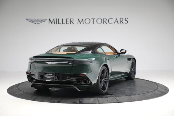 New 2020 Aston Martin DBS Superleggera Coupe for sale Sold at Maserati of Westport in Westport CT 06880 6