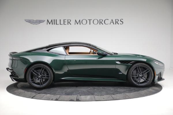 New 2020 Aston Martin DBS Superleggera Coupe for sale Sold at Maserati of Westport in Westport CT 06880 8