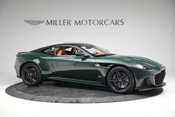 New 2020 Aston Martin DBS Superleggera Coupe for sale Sold at Maserati of Westport in Westport CT 06880 9