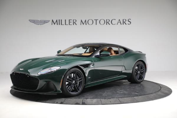 New 2020 Aston Martin DBS Superleggera Coupe for sale Sold at Maserati of Westport in Westport CT 06880 1