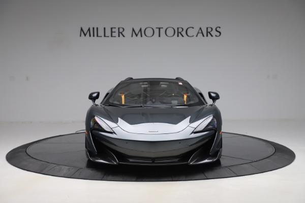 Used 2020 McLaren 600LT SPIDER Convertible for sale $249,900 at Maserati of Westport in Westport CT 06880 11