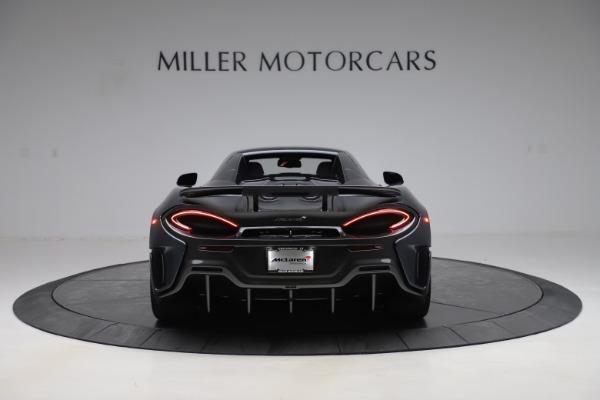 Used 2020 McLaren 600LT SPIDER Convertible for sale $249,900 at Maserati of Westport in Westport CT 06880 17