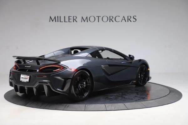 Used 2020 McLaren 600LT SPIDER Convertible for sale $249,900 at Maserati of Westport in Westport CT 06880 18