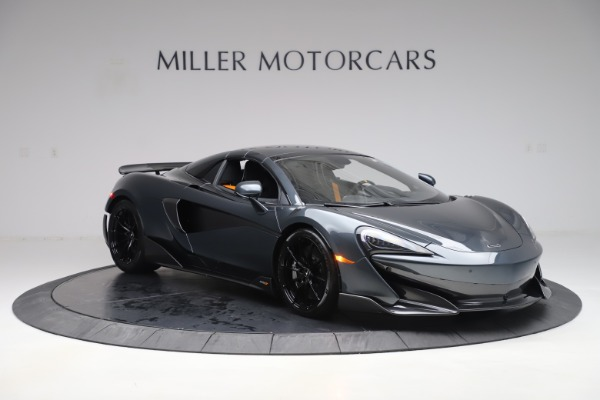 Used 2020 McLaren 600LT SPIDER Convertible for sale $249,900 at Maserati of Westport in Westport CT 06880 20