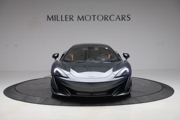 Used 2020 McLaren 600LT SPIDER Convertible for sale $249,900 at Maserati of Westport in Westport CT 06880 21