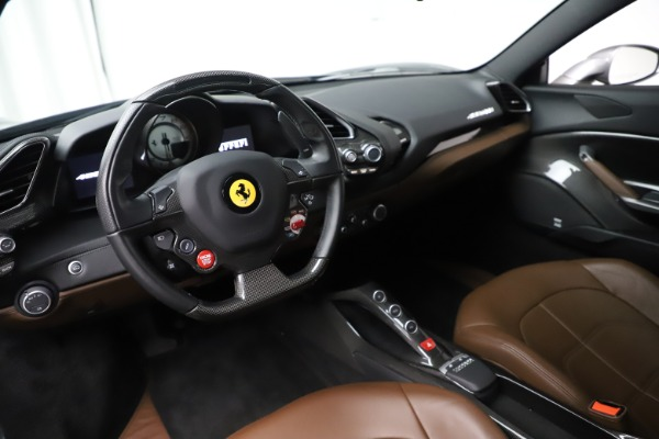 Used 2016 Ferrari 488 GTB for sale Sold at Maserati of Westport in Westport CT 06880 13