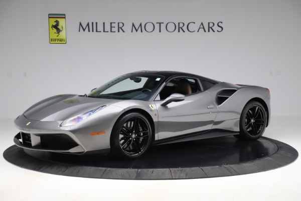 Used 2016 Ferrari 488 GTB for sale Sold at Maserati of Westport in Westport CT 06880 2