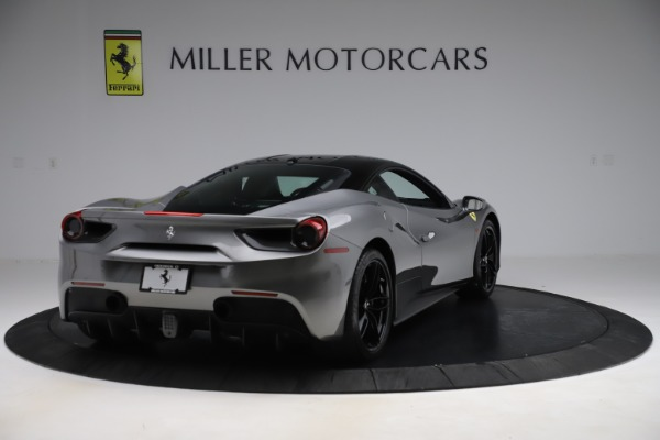Used 2016 Ferrari 488 GTB for sale Sold at Maserati of Westport in Westport CT 06880 7