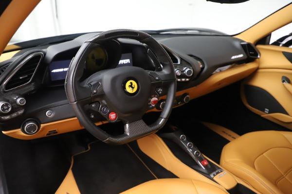 Used 2017 Ferrari 488 GTB Base for sale Sold at Maserati of Westport in Westport CT 06880 13