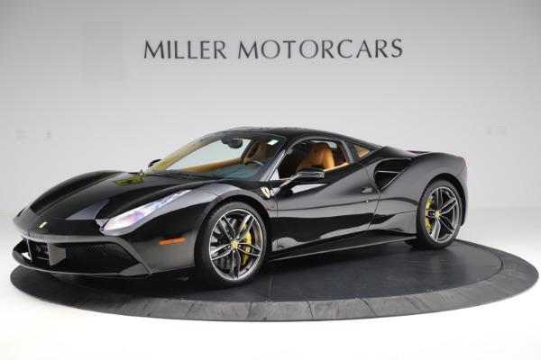 Used 2017 Ferrari 488 GTB Base for sale Sold at Maserati of Westport in Westport CT 06880 2