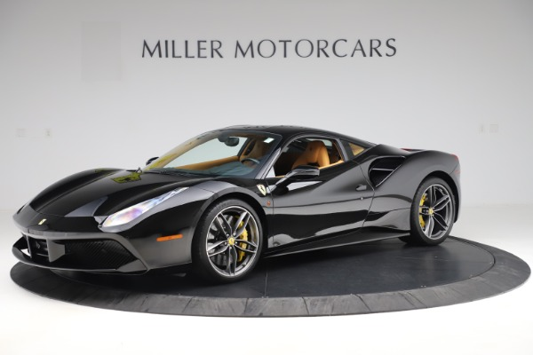 Used 2017 Ferrari 488 GTB for sale $240,900 at Maserati of Westport in Westport CT 06880 2