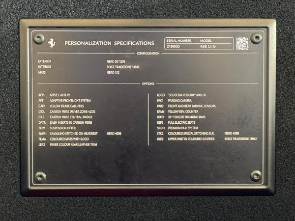 Used 2017 Ferrari 488 GTB Base for sale Sold at Maserati of Westport in Westport CT 06880 20