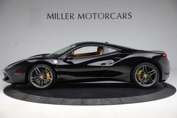 Used 2017 Ferrari 488 GTB Base for sale Sold at Maserati of Westport in Westport CT 06880 3