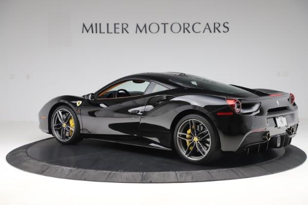 Used 2017 Ferrari 488 GTB Base for sale Sold at Maserati of Westport in Westport CT 06880 4