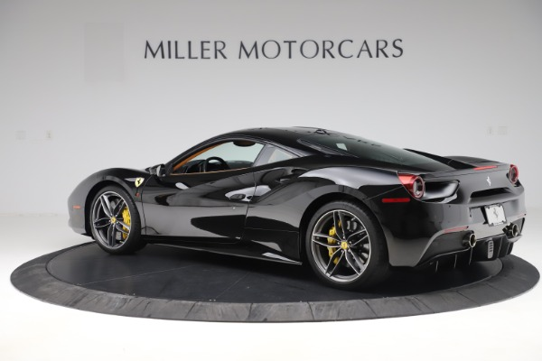 Used 2017 Ferrari 488 GTB for sale $240,900 at Maserati of Westport in Westport CT 06880 4