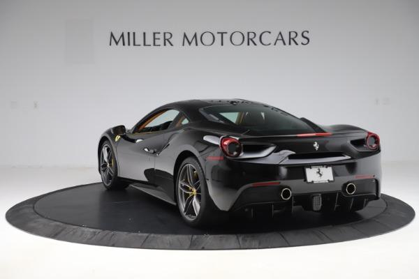 Used 2017 Ferrari 488 GTB Base for sale Sold at Maserati of Westport in Westport CT 06880 5
