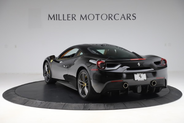 Used 2017 Ferrari 488 GTB for sale $240,900 at Maserati of Westport in Westport CT 06880 5