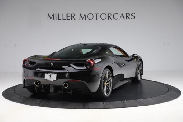 Used 2017 Ferrari 488 GTB Base for sale Sold at Maserati of Westport in Westport CT 06880 7