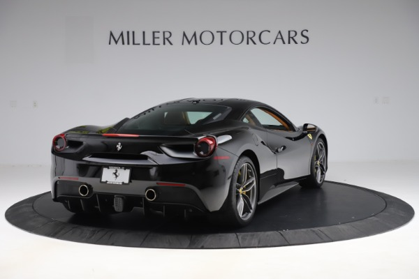 Used 2017 Ferrari 488 GTB for sale $240,900 at Maserati of Westport in Westport CT 06880 7