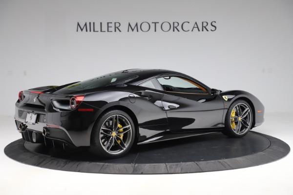 Used 2017 Ferrari 488 GTB Base for sale Sold at Maserati of Westport in Westport CT 06880 8
