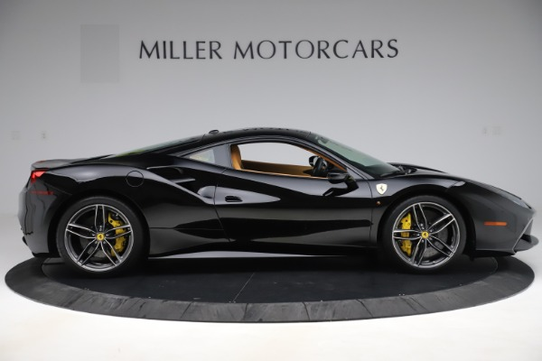 Used 2017 Ferrari 488 GTB Base for sale Sold at Maserati of Westport in Westport CT 06880 9