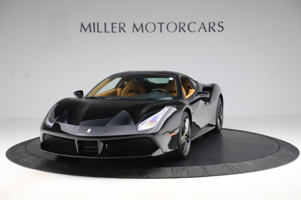 Used 2017 Ferrari 488 GTB for sale $240,900 at Maserati of Westport in Westport CT 06880 1