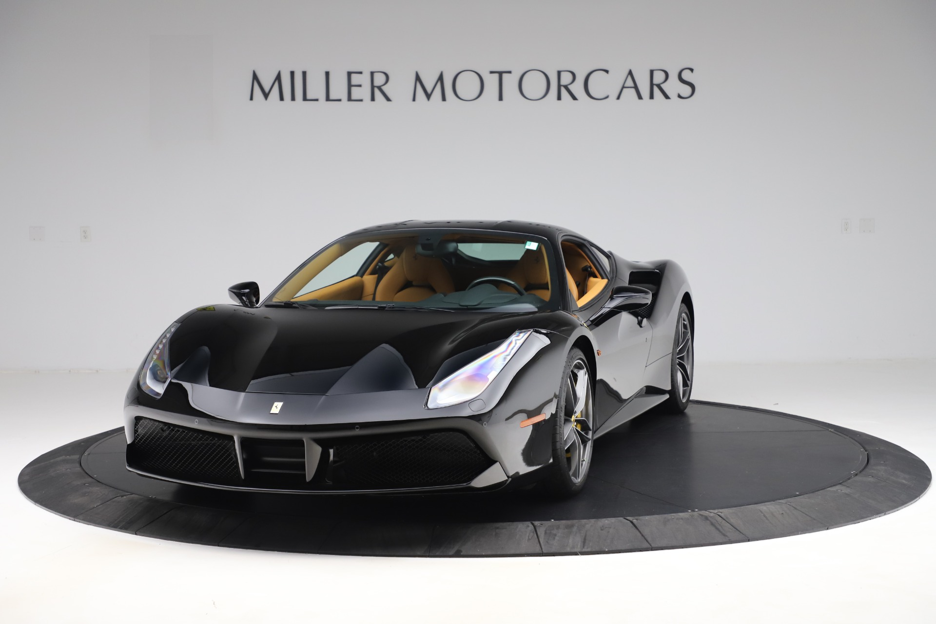 Used 2017 Ferrari 488 GTB Base for sale Sold at Maserati of Westport in Westport CT 06880 1