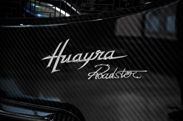 Used 2017 Pagani Huayra Roadster Roadster for sale Call for price at Maserati of Westport in Westport CT 06880 17